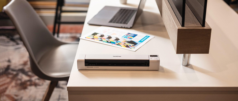 Brother DSmobile DS-940DW portatīvais skeneris uz galda