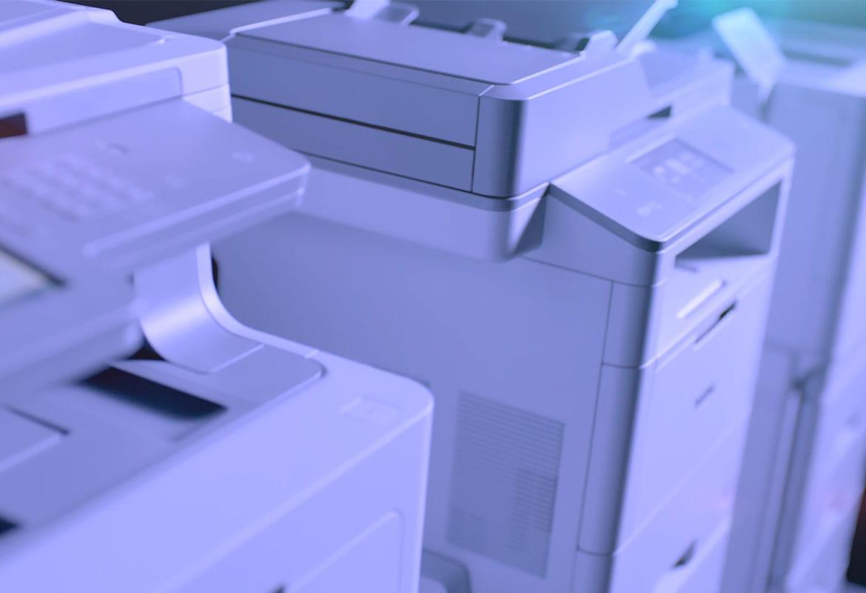 Brother MFC-L9570CDW, MFC-L6900CDW, HL-L9310CDW professional A4 laser printers in a row