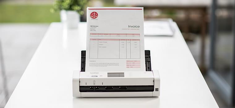 Kompakti skeneri