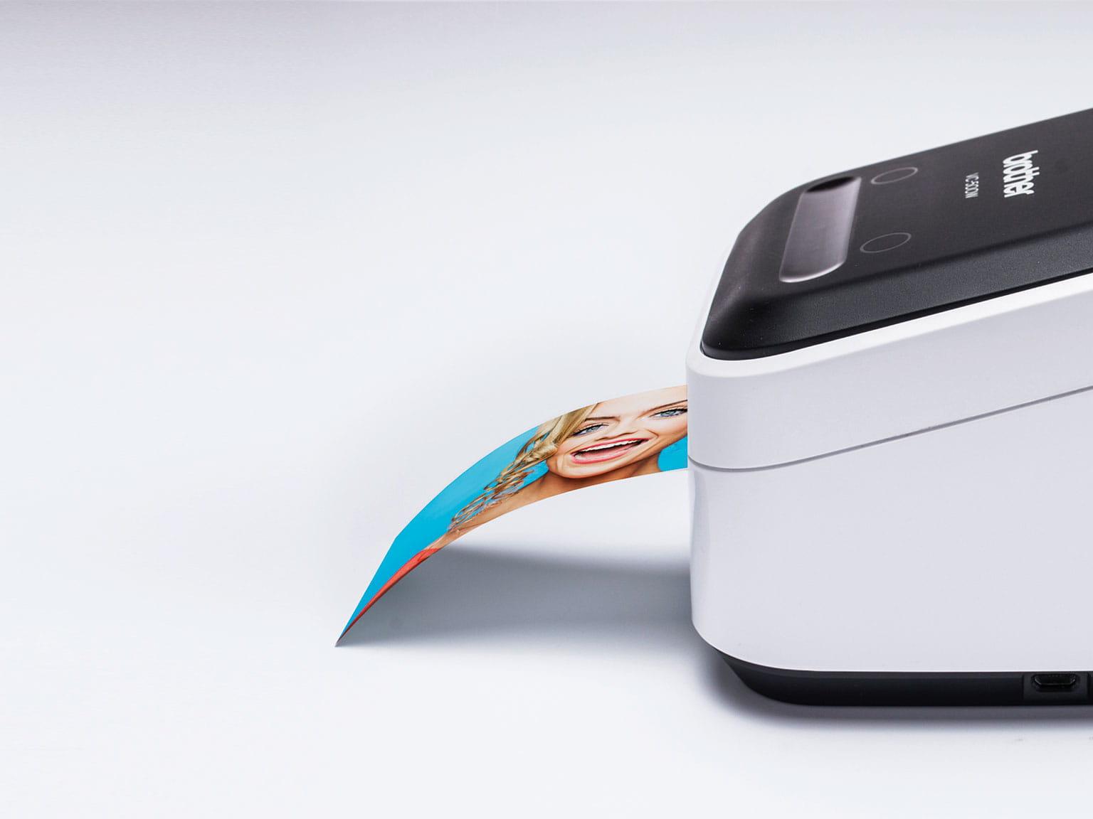 VC-500 label printer