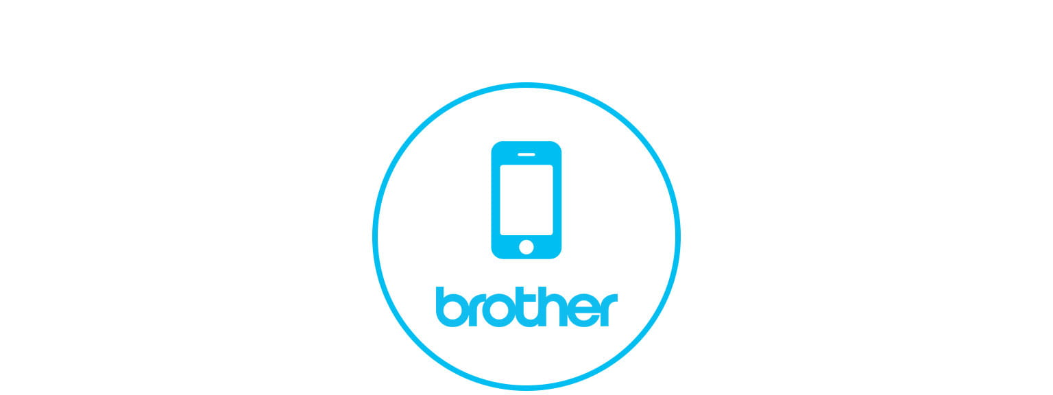 brother support app icon support page