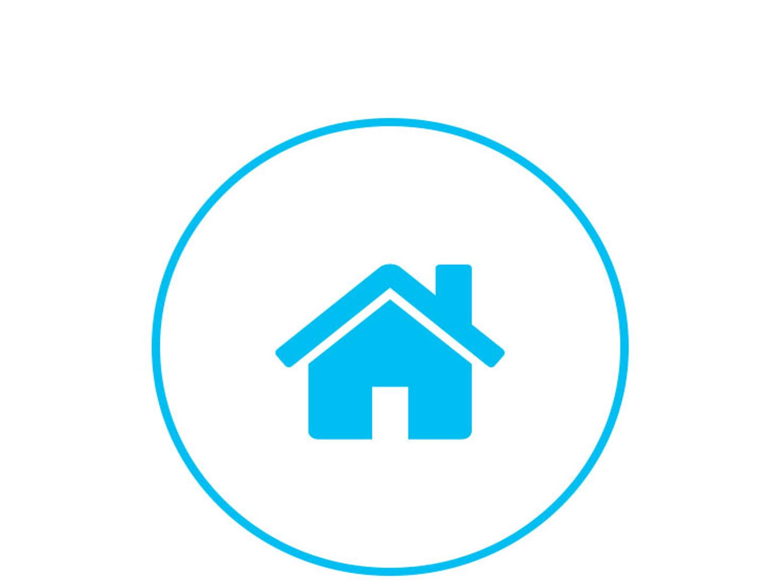Attēls ar māju