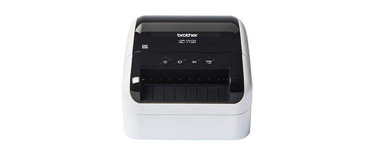 Brother QL-1100 uzlīmju printeris
