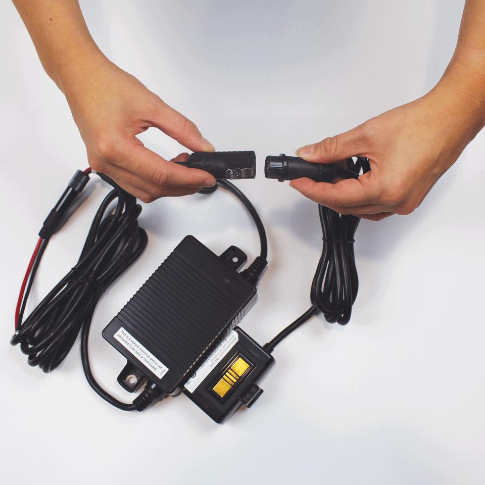 Brother vadu akumulatora aizvietotāja komplekts PA-BEK-001WR 3