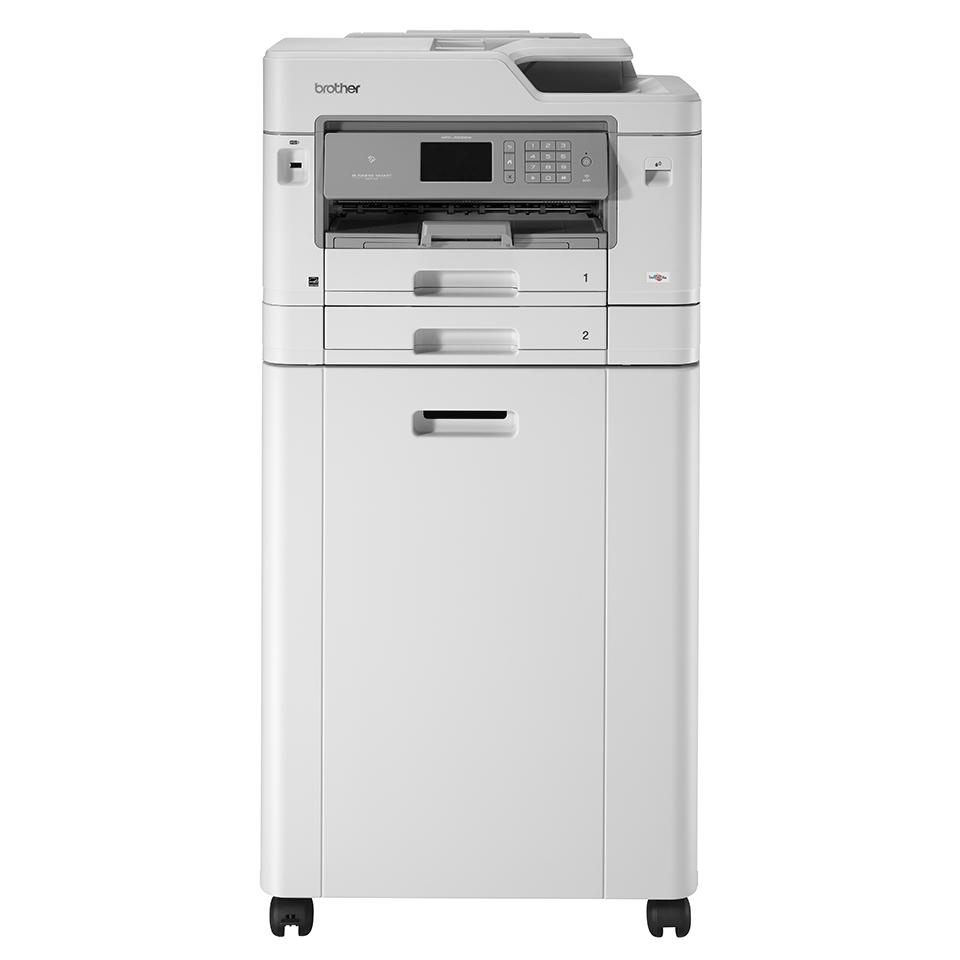 Printeru skapis krāsu tintes drukas ierīcēm 4
