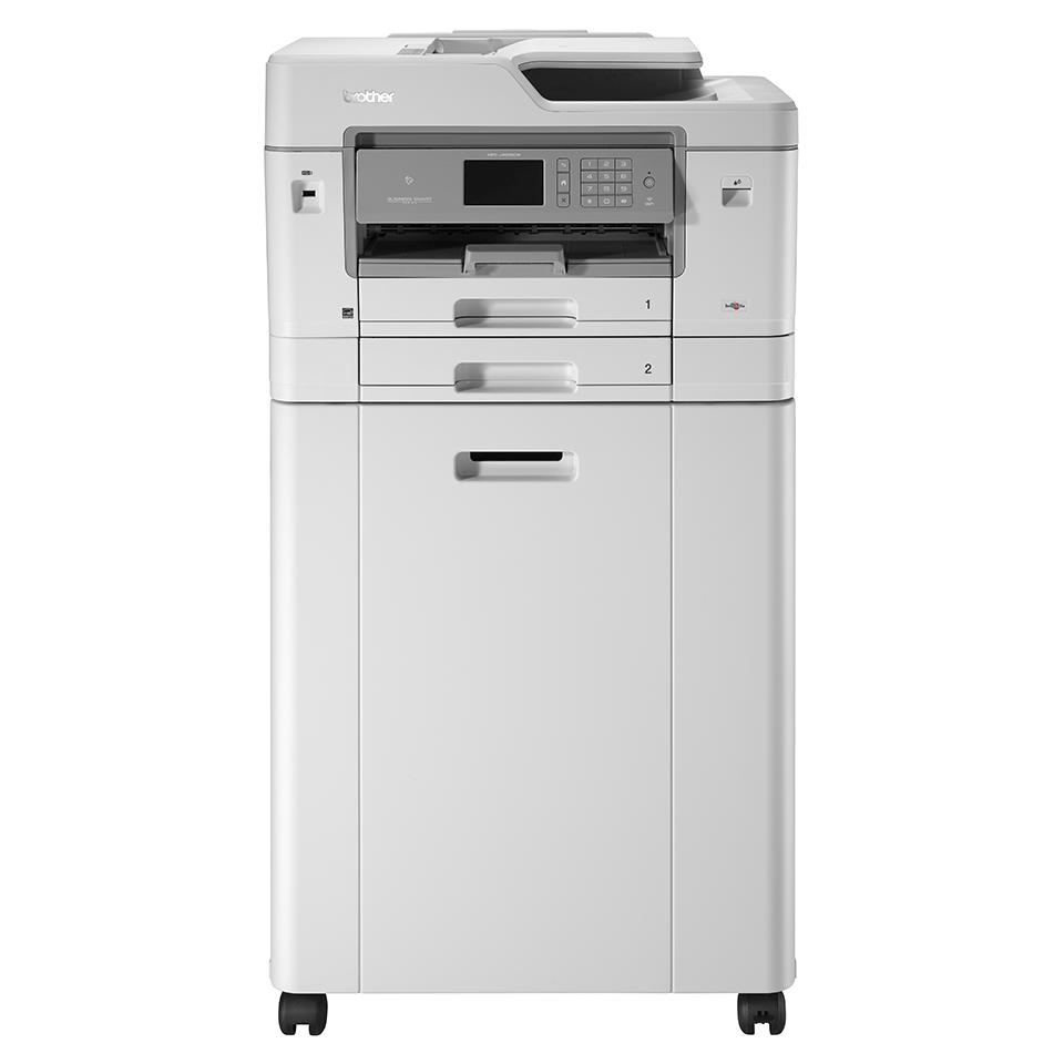 Printera skapis tintes krāsu drukas ierīcēm 5