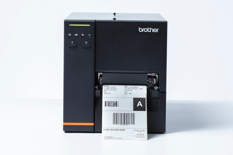 Brother TJ-4120TN industriāls uzlīmju printeris 4