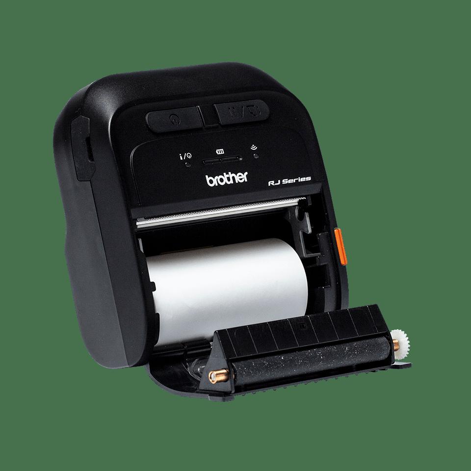 Brother RJ-3035B mobilais kvīšu printeris 4