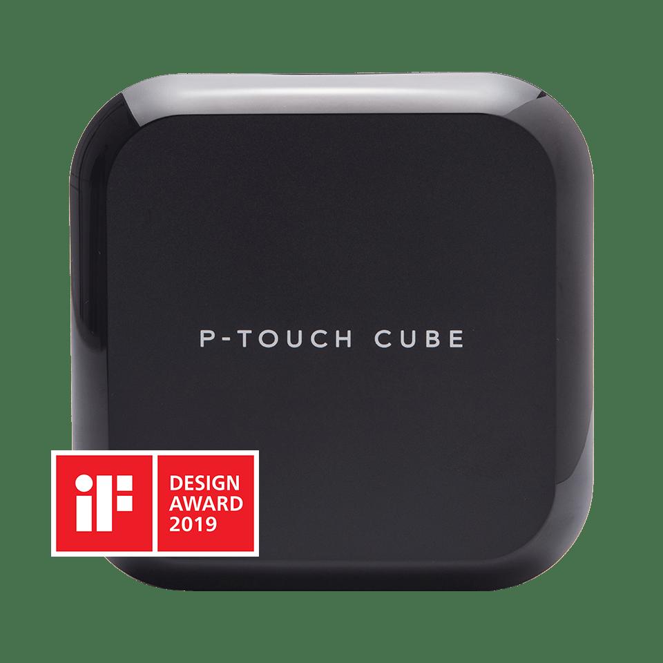 PT-P710BT P-touch CUBE Plus uzlādējams uzlīmju printeris ar Bluetooth