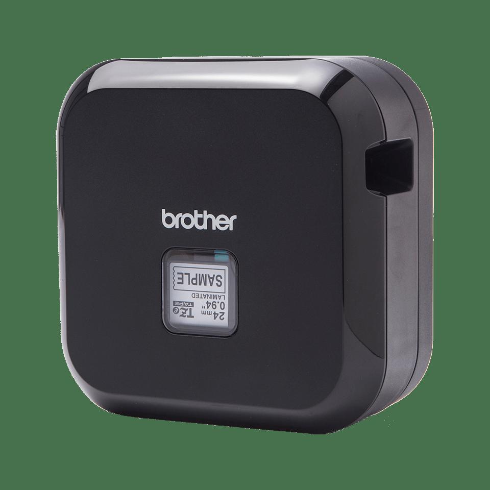 P-touch CUBE Plus uzlādējams uzlīmju printeris ar Bluetooth 3