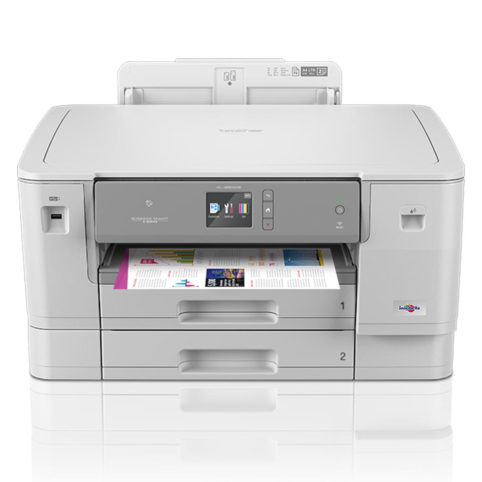 HL-J6000DW krāsu bezvadu tīkla savienojuma A3 tintes printeris
