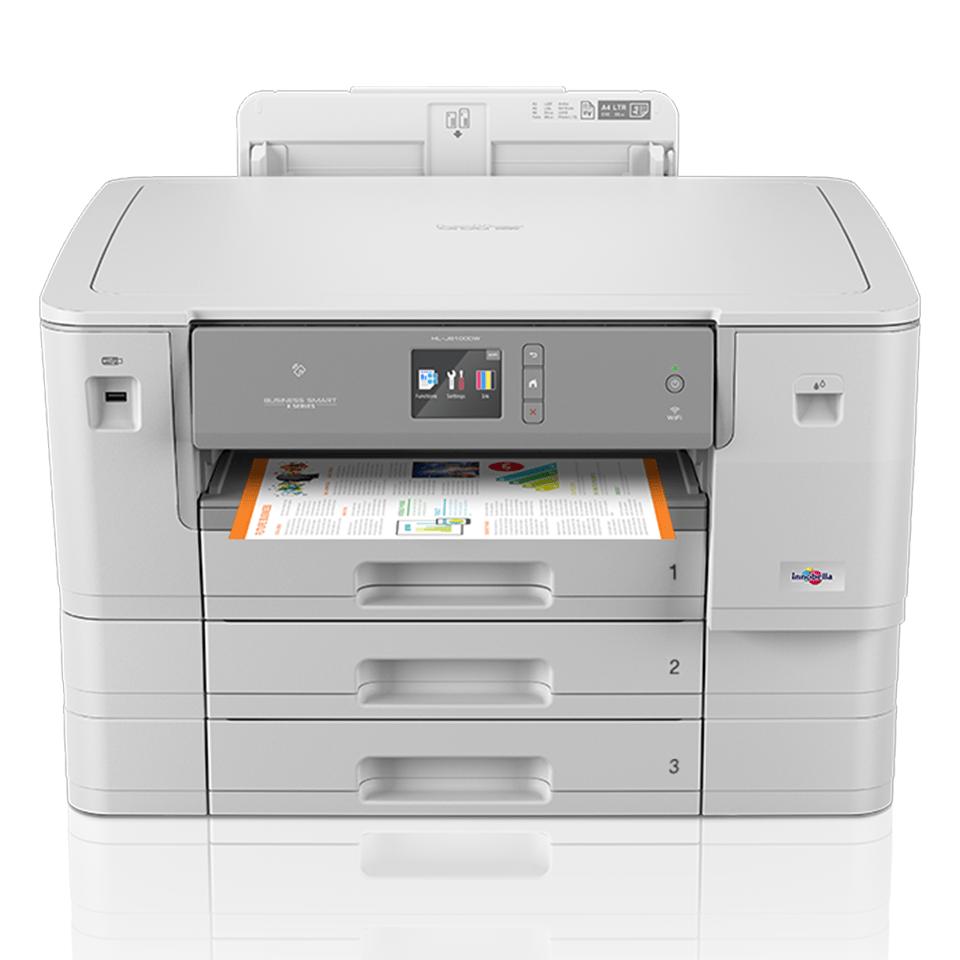 HL-J6100DW krāsu A3 tintes printeris ar bezvadu tīkla savienojumu