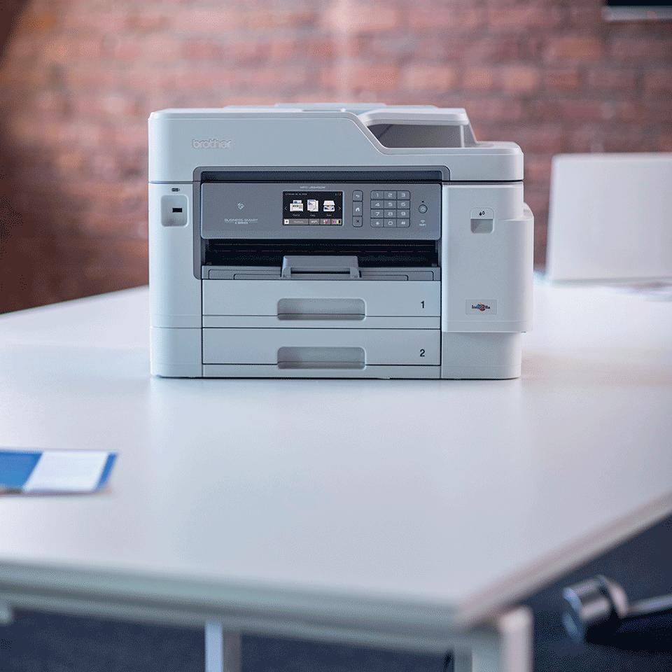 MFC-J5945DW krāsu bezvadu tīkla A3 tintes 4-in-1 printeris 4