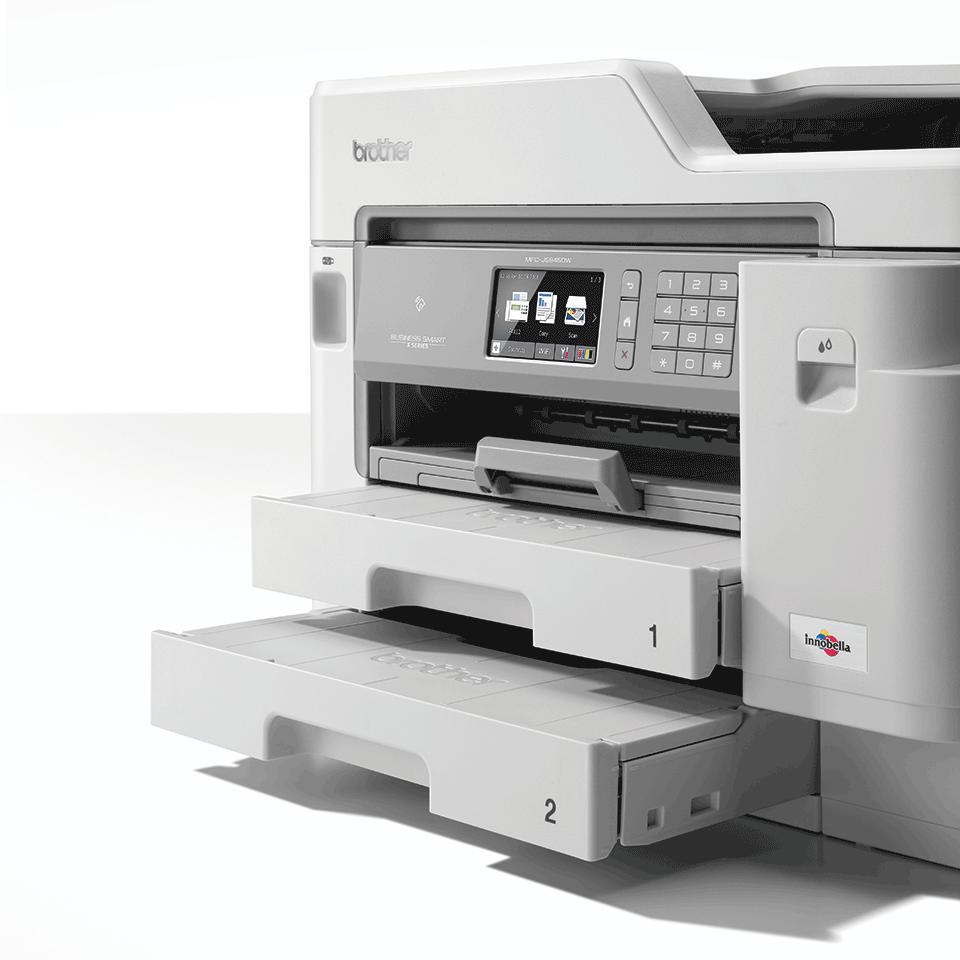 MFC-J5945DW krāsu bezvadu tīkla A3 tintes 4-in-1 printeris 6