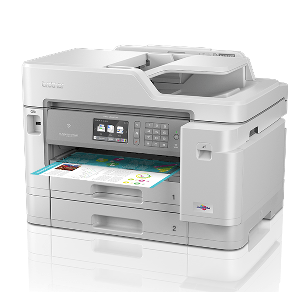 MFC-J5945DW krāsu bezvadu tīkla A3 tintes 4-in-1 printeris 2