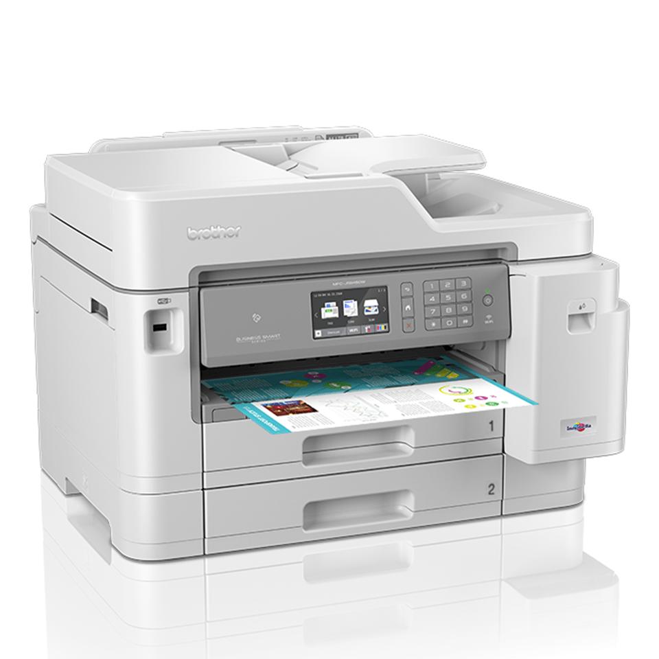 MFC-J5945DW krāsu bezvadu tīkla A3 tintes 4-in-1 printeris 3