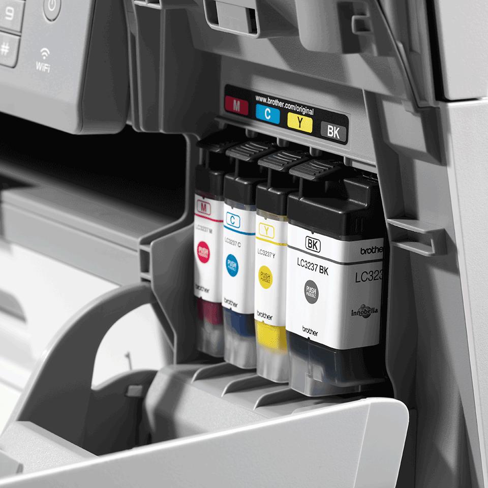 MFC-J6945DW krāsu bezvadu tīkla A3 tintes 4-in-1 printeris 5