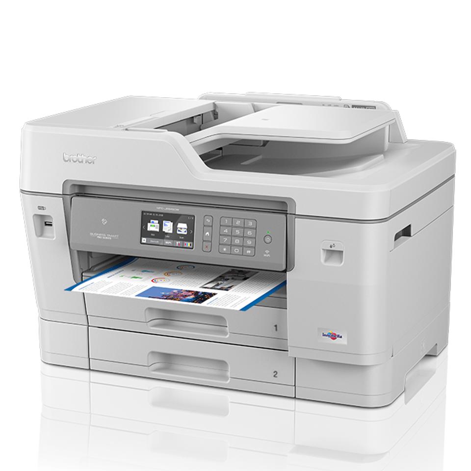 MFC-J6945DW krāsu bezvadu tīkla A3 tintes 4-in-1 printeris 2