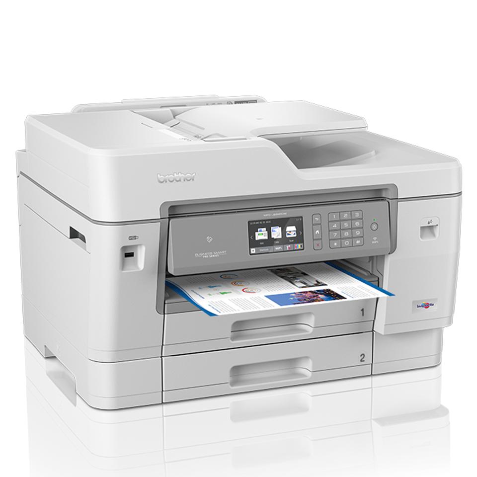 MFC-J6945DW krāsu bezvadu tīkla A3 tintes 4-in-1 printeris 3
