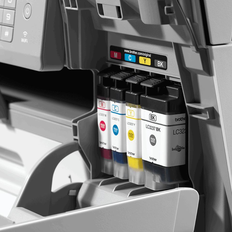 MFC-J6947DW krāsu A3 tintes 4-in-1 printeris ar bezvadu tīkla savienojumu 5