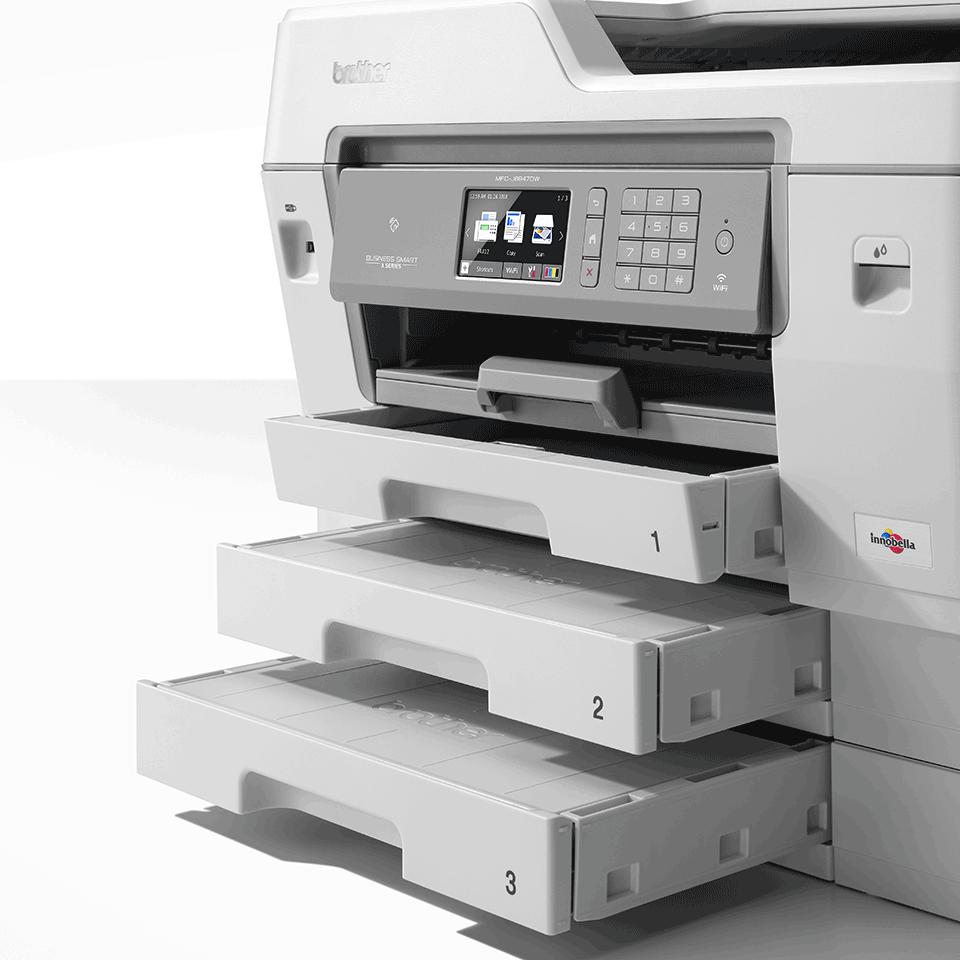 MFC-J6947DW krāsu A3 tintes 4-in-1 printeris ar bezvadu tīkla savienojumu 6