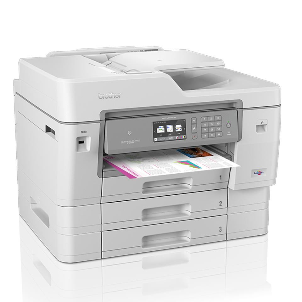 MFC-J6947DW krāsu A3 tintes 4-in-1 printeris ar bezvadu tīkla savienojumu 3