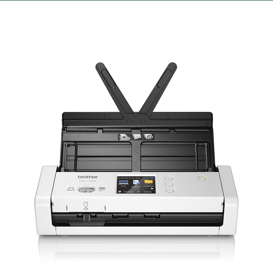 ADS-1700W kompakts dokumentu skeneris 5