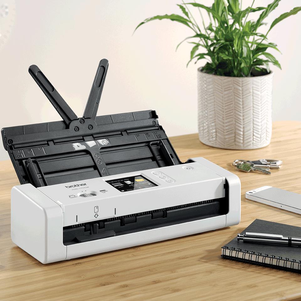 ADS-1700W kompakts dokumentu skeneris 6