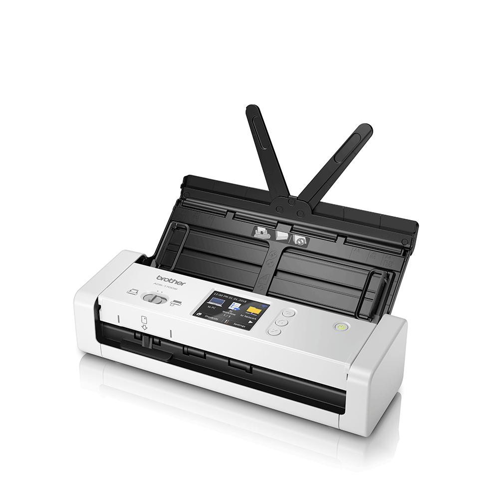 ADS-1700W kompakts dokumentu skeneris 2