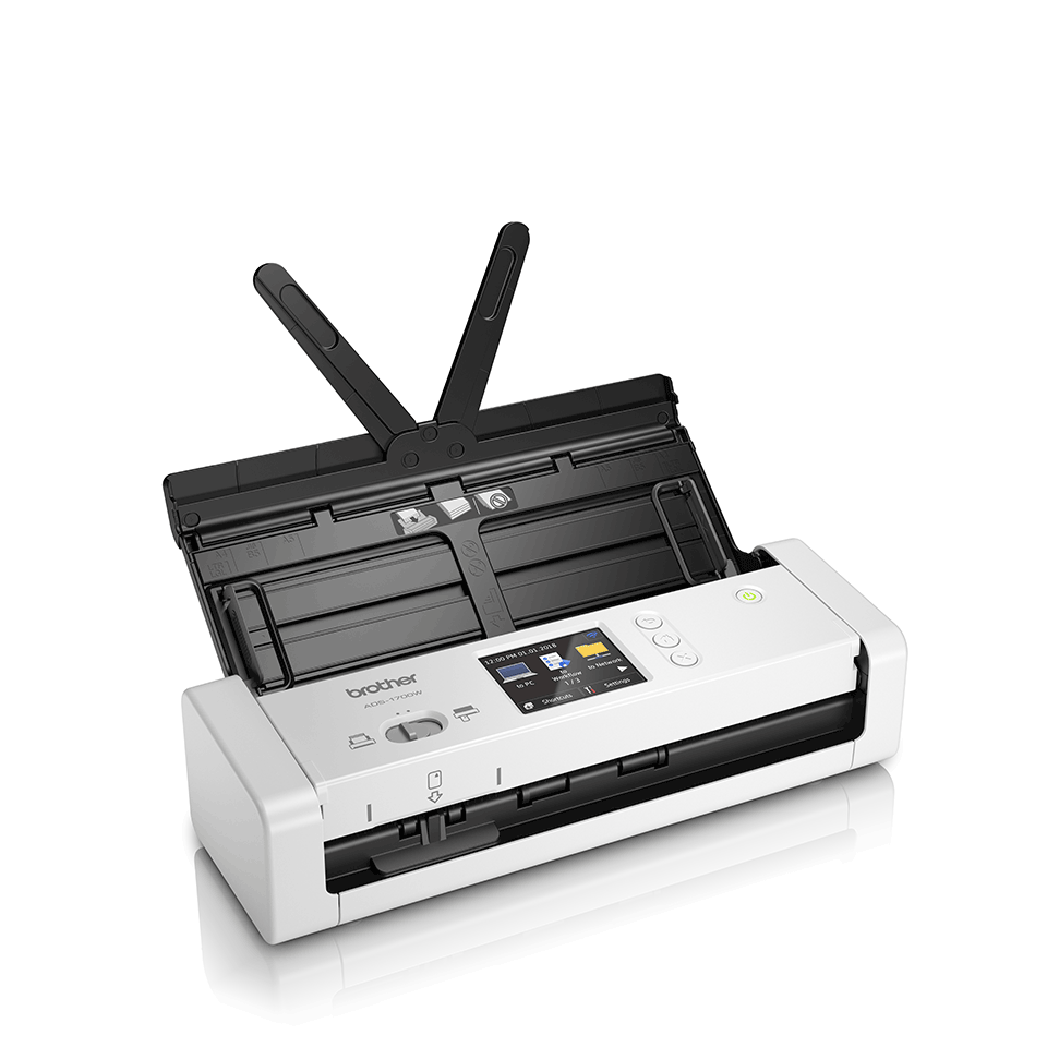 ADS-1700W kompakts dokumentu skeneris 3