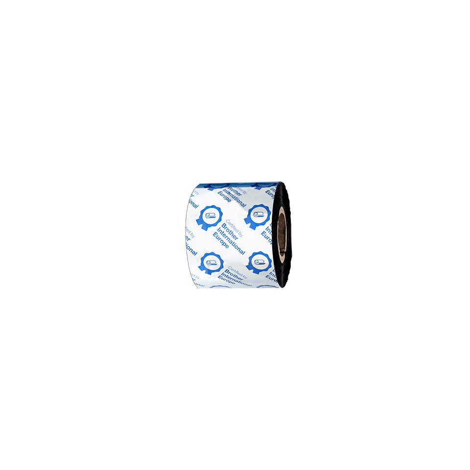 Premium vaska termo pārneses melnas tintes lente BWP-1D300-060