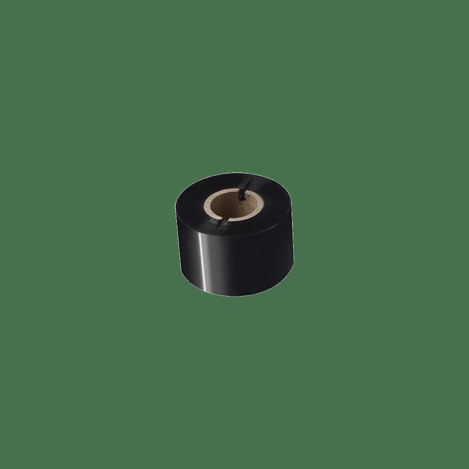 Premium vaska termo pārneses melnas tintes lente BWP-1D300-060 2
