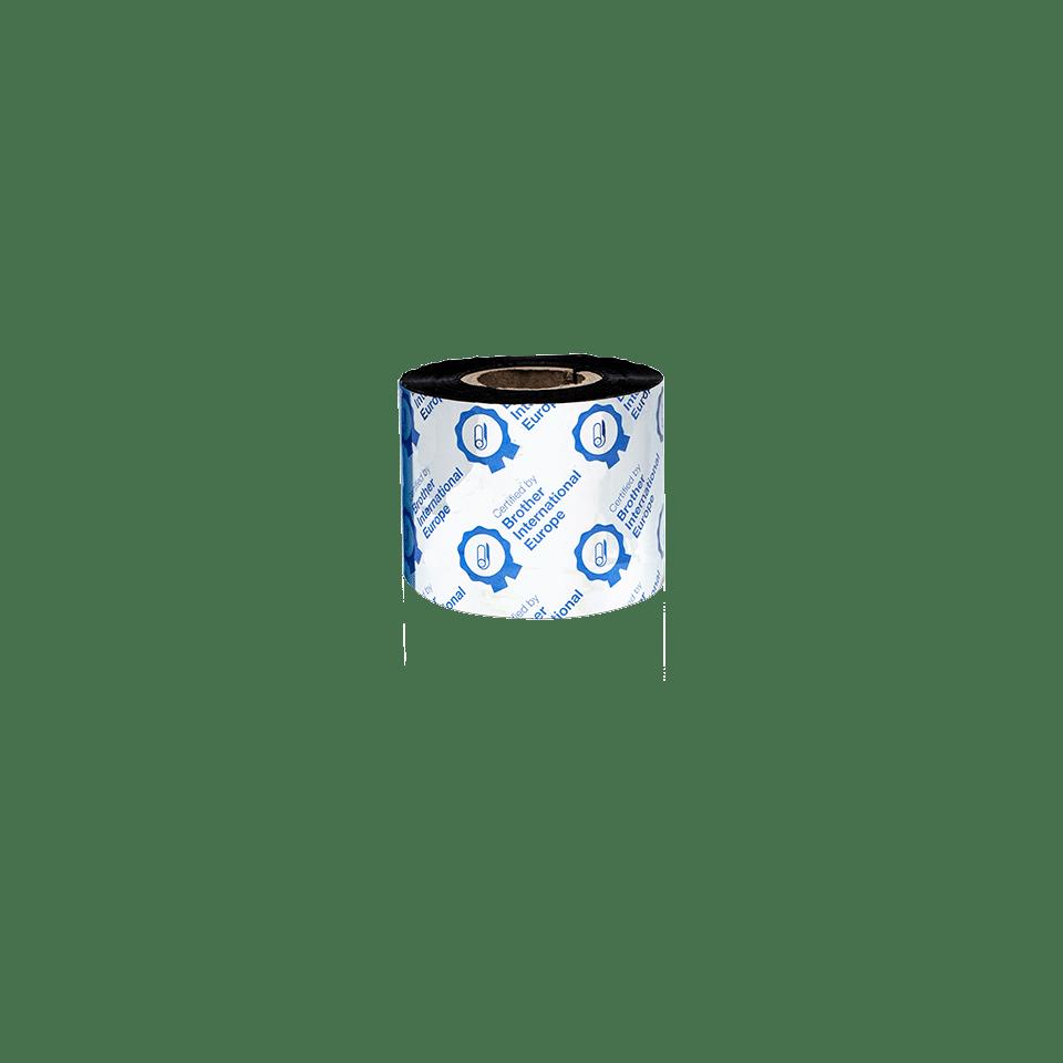 Premium vaska termo pārneses melnas tintes lente BWP-1D300-060 3