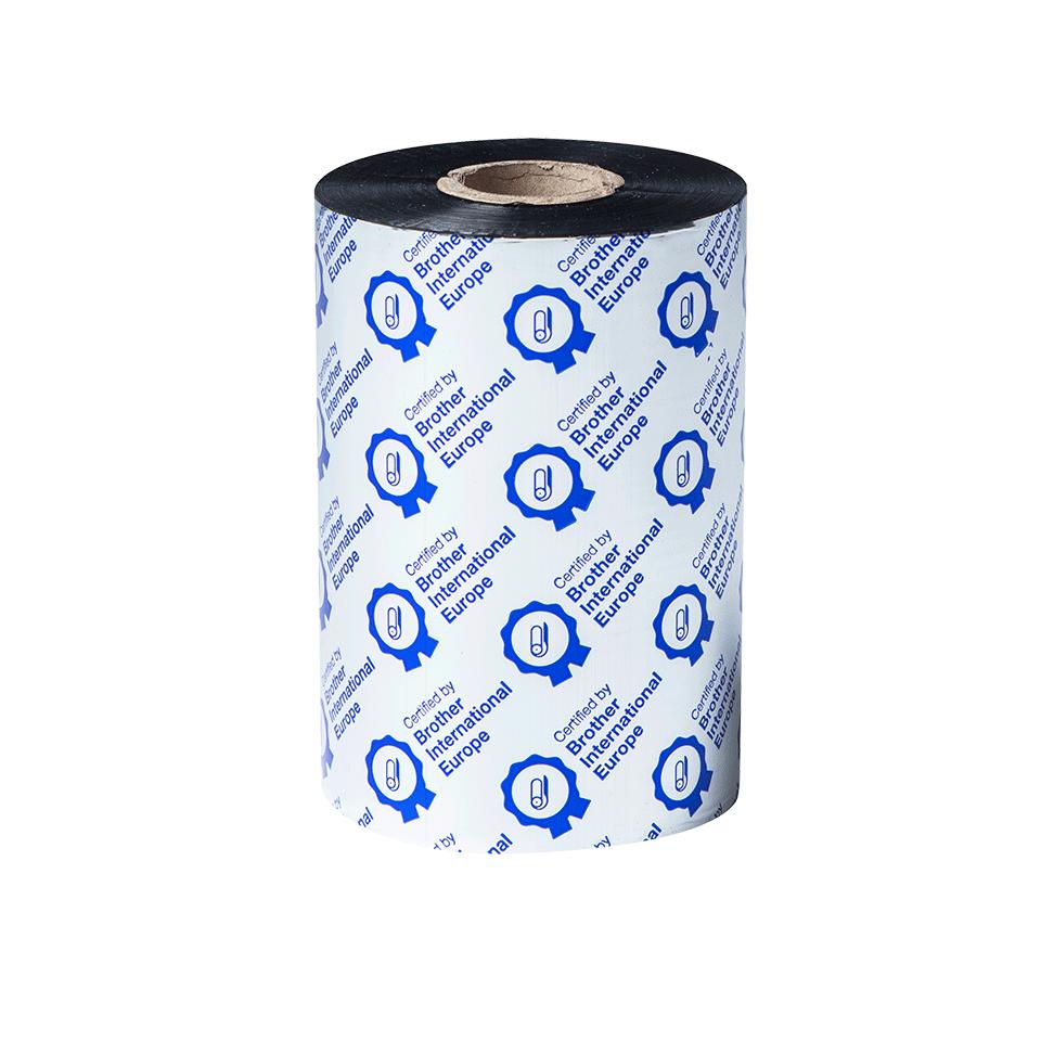 Standarta vaska termo pārneses melnas tintes lente BWS-1D450-110 2