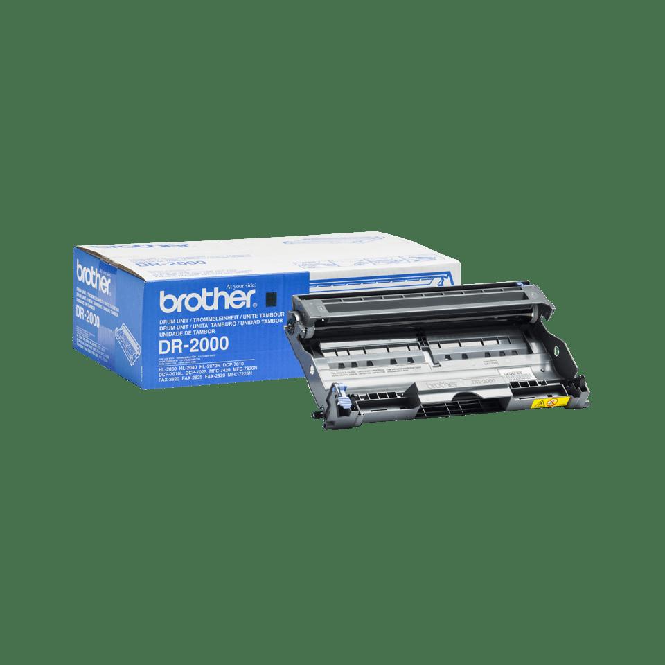 Oriģināls Brother DR-2000 fotocilindrs
