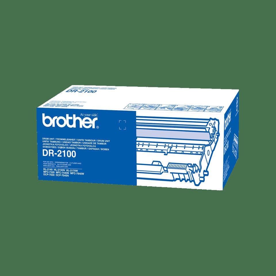 Oriģināls Brother DR-2100 fotocilindrs