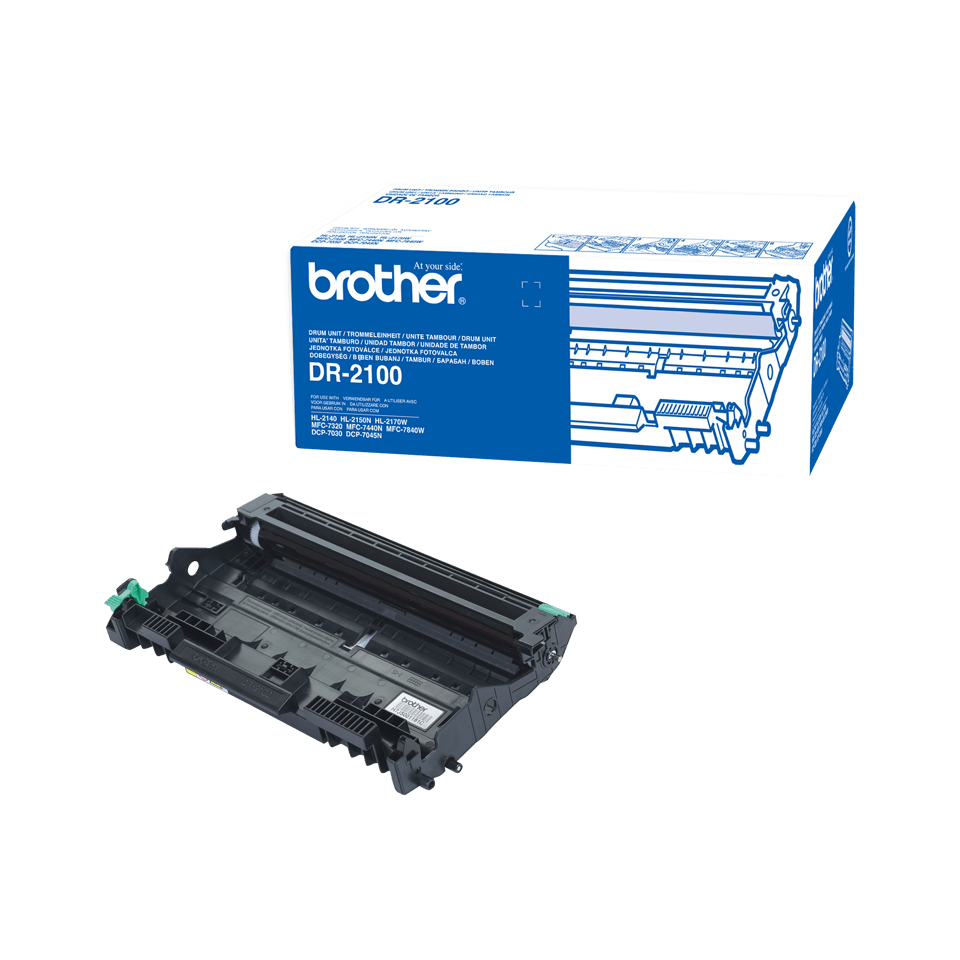 Oriģināls Brother DR-2100 fotocilindrs 2