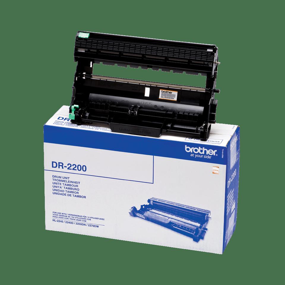 Oriģinālais Brother DR-2200 fotocilindrs 2