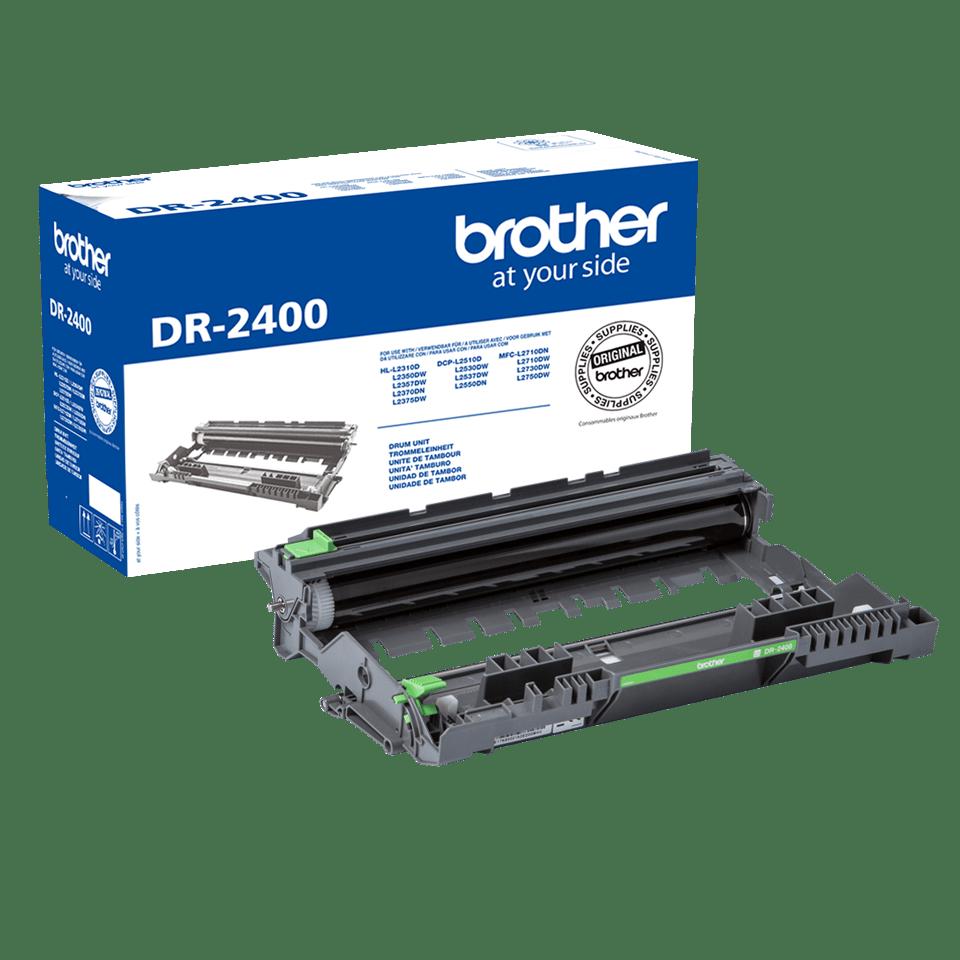 Oriģināls Brother DR-2400 nomaiņas fotocilindrs