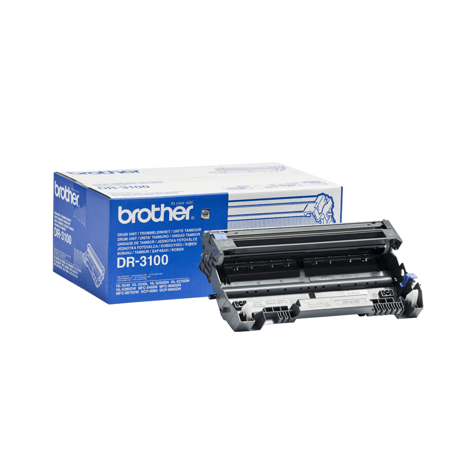 Oriģināls Brother DR-3100 fotocilindrs