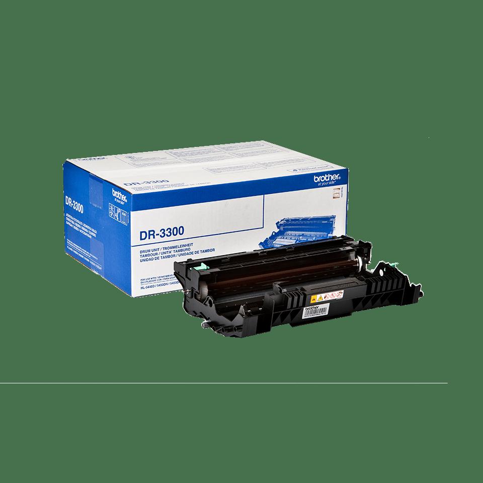 Oriģināls Brother DR-3300 fotocilindrs 2
