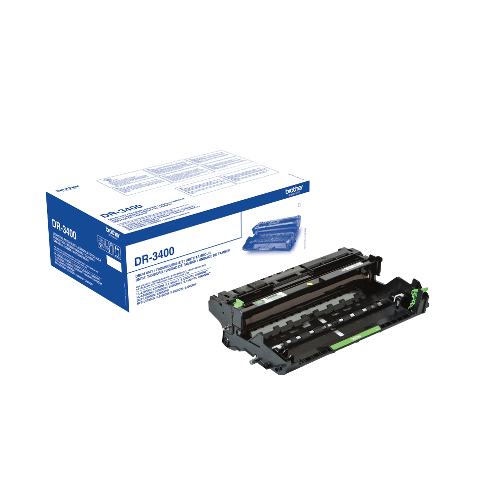 Genuine Brother DR-3400 Drum Unit