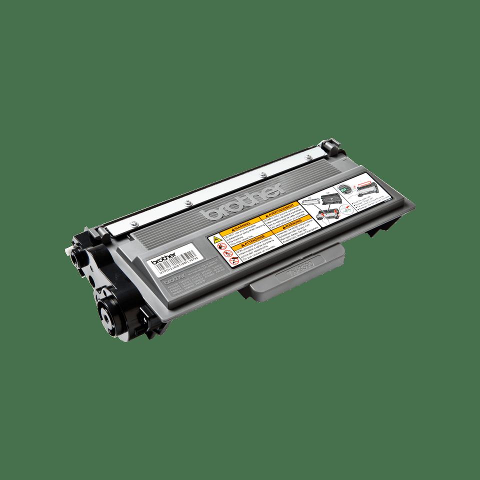 Oriģināla Brother TN3390 augsta ražības  printera tonera kasetne, melna