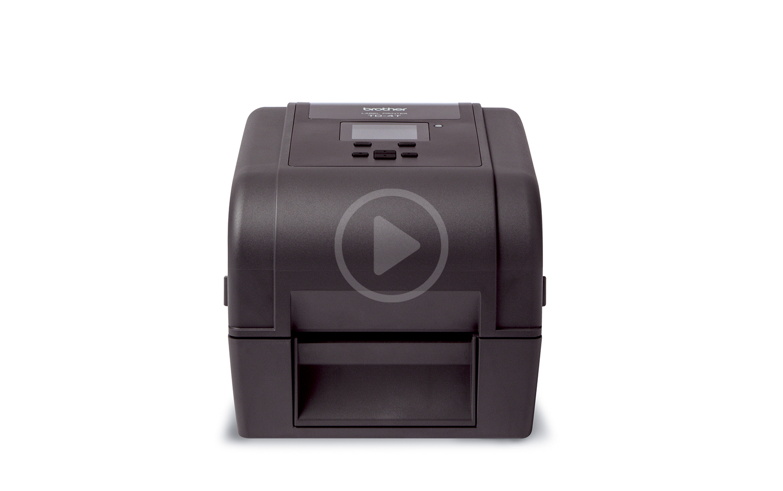 Brother TD-4750TNWB galda uzlīmju printeris 6